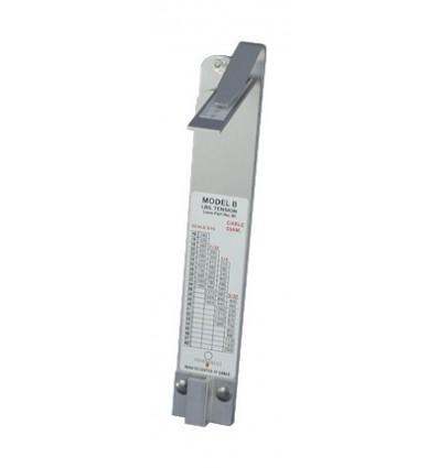 Tensiomètre câble de 2,5mm à 4mm