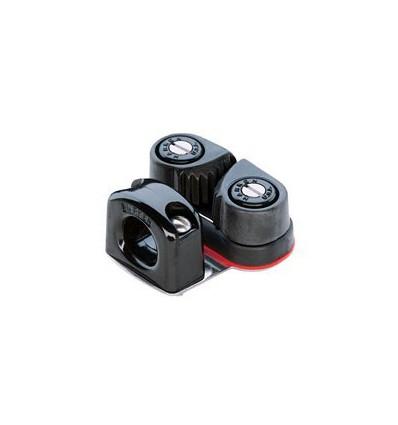 Base fixe Harken avec Carbo-Cam® Micro 423