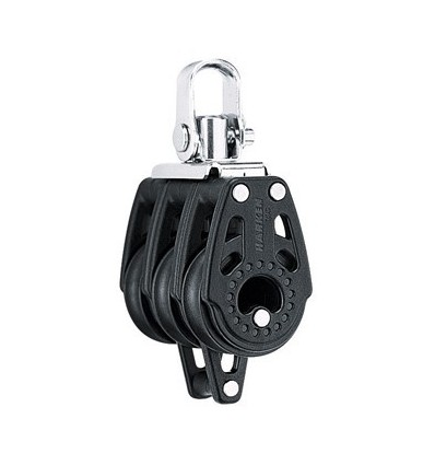 Carbo Harken Triple / émerillon / ringot 29 mm