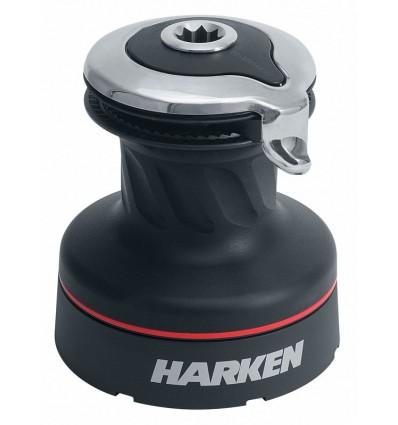 Winch 60.2STA Harken radial self-tailing Aluminium