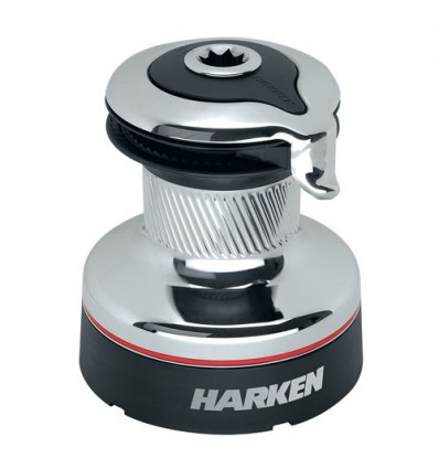 Winch 50.2STC Harken radial self-tailing Chrome