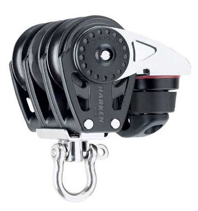 Carbo Harken Winch Triple/Emerillon/423 Carbo Cam/Ringotx 40 mm