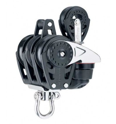 Carbo Harken Winch Triple/423/Carbo-Cam29 mm Block/Ringot 40 mm