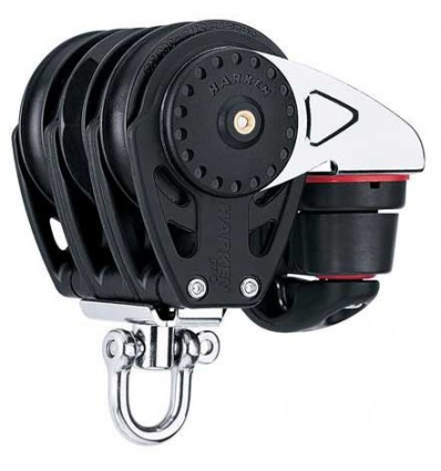 Carbo Harken Winch Ratchamatic Triple/émerillon/taquet 150/ 57 m