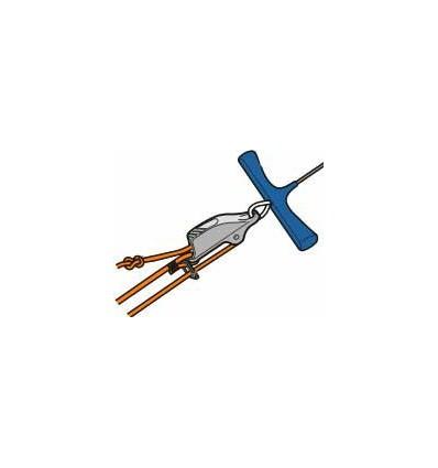 Clamcleat trapèze et kite CL253