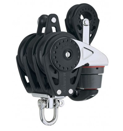 Carbo Harken Winch Ratchamatic Triple/poulie 40mm/émerillon/taqu