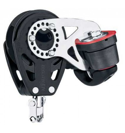 Carbo Harken Winch Simple/émerillon/taquet 150 57 mm