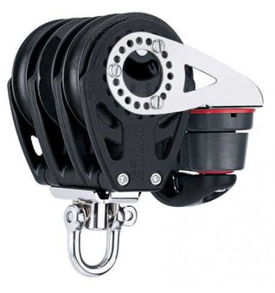 Carbo Harken Winch Triple/émerillon/taquet 150 57 mm