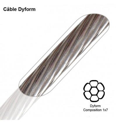 Câble Inox Dyform
