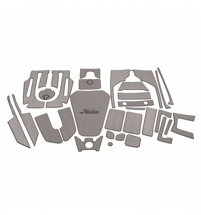 PA 14 kit anti-dérapant gris/charbon