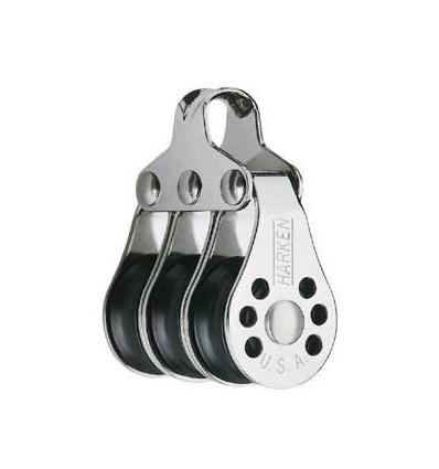 Micro Block Harken Triple 22 mm