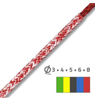 Cordage sur mesure - Liros Magic Pro 01507 Dyneema dégainable