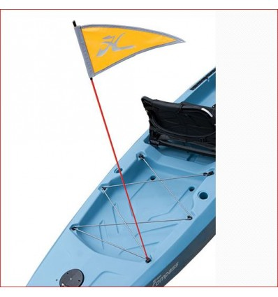 Drapeau de sécurité Hobie Kayak